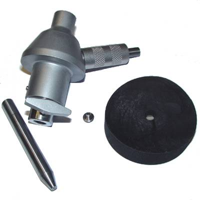 Autoline II Cutting Head Assembly, including:?.014 Diamond Orifice?.043 Carbide Wear Insert?.043 Abrasive Nozzle