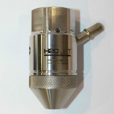 IDE II  Cutting Head .010  SP On/Off Valve Assembly with P-III