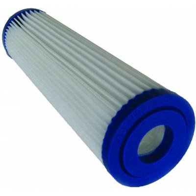"Filter Cartridge Pleated 10"" x 0.35 Micron"