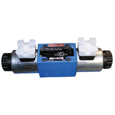 Pilot Valve Electrical Shift - Dual Solenoid