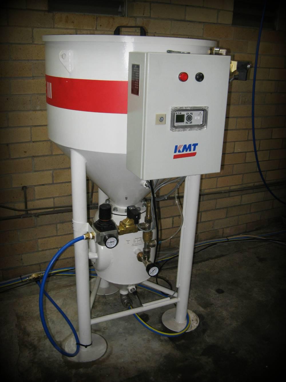 Abrasive Feed Hoppers Performance Waterjet Pwj