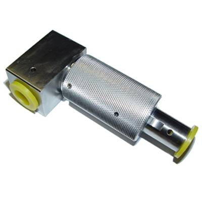 Swivel Joint Assembly- .25, 90D,