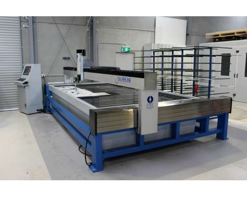 Silverline Waterjet Table