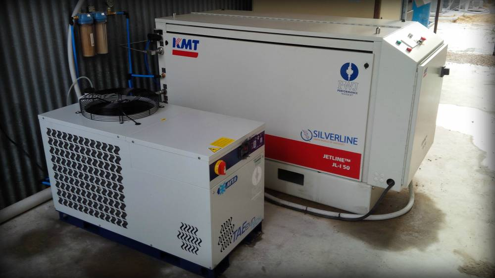 Industrial Chillers For Waterjets Performance Waterjet Pwj