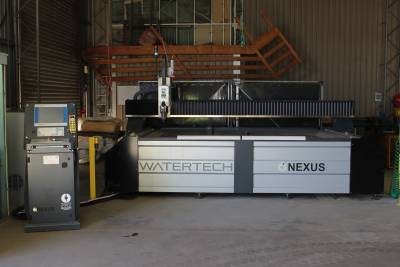 Nexus Waterline with BFT pump