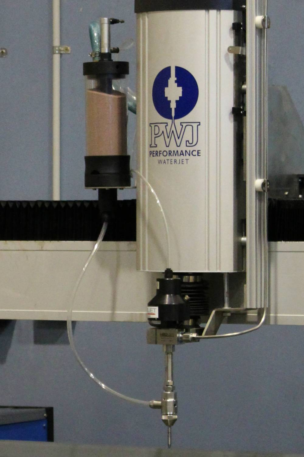 Abrasive Metering Systems - Performance Waterjet PWJ