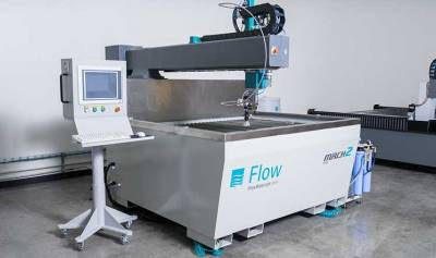 Mach 100 Waterjet Cutting System
