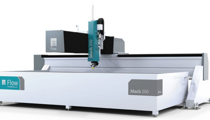 Waterjet Cutting Machines - Performance Waterjet PWJ