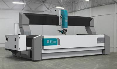 Mach 500 Waterjet Cutting System
