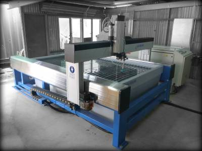 Water Jet Cutter for Metal - Installed in VIC, Australia