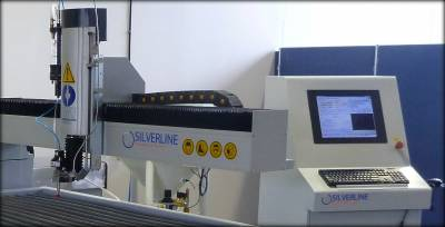 Silverline Metal Water Jet Cutting System