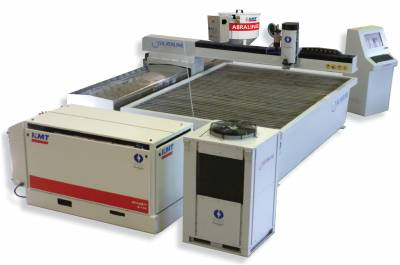 Silverline Waterjet cutting machine