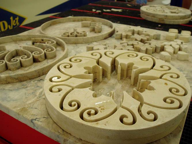 Image result for water jet Stone
