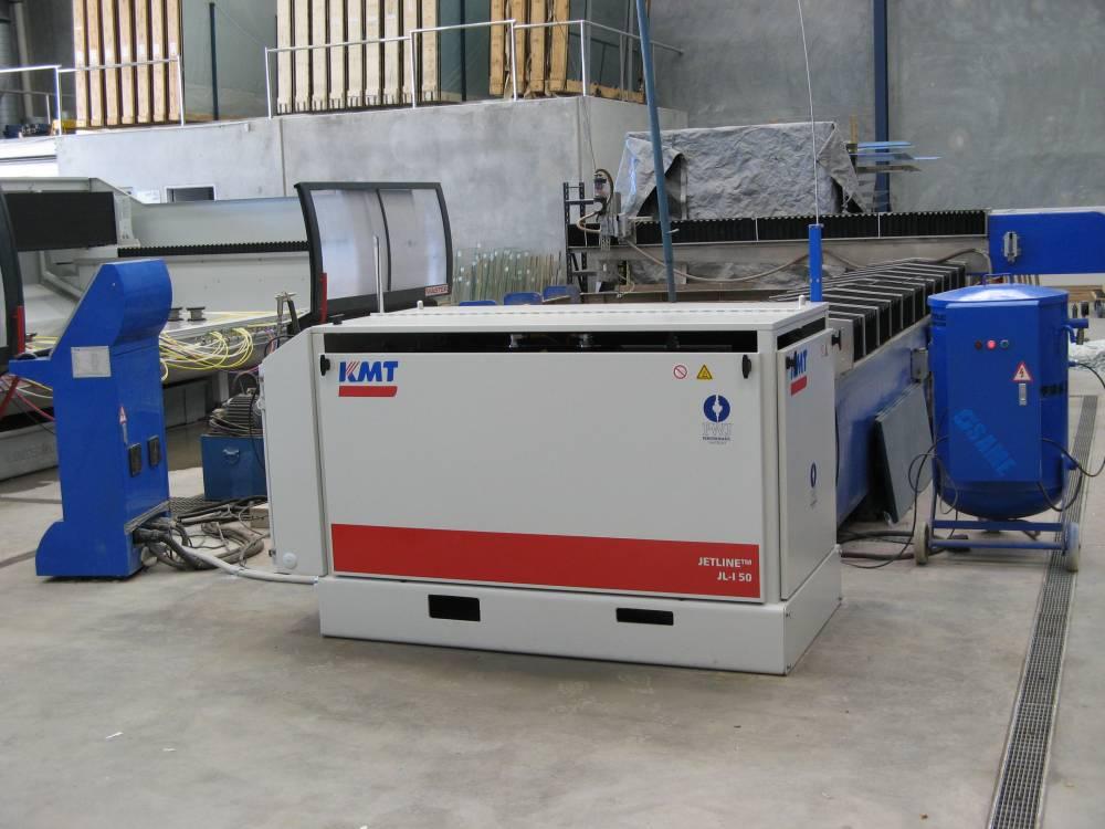 KMT Jetline High Pressure Pump - Performance Waterjet PWJ