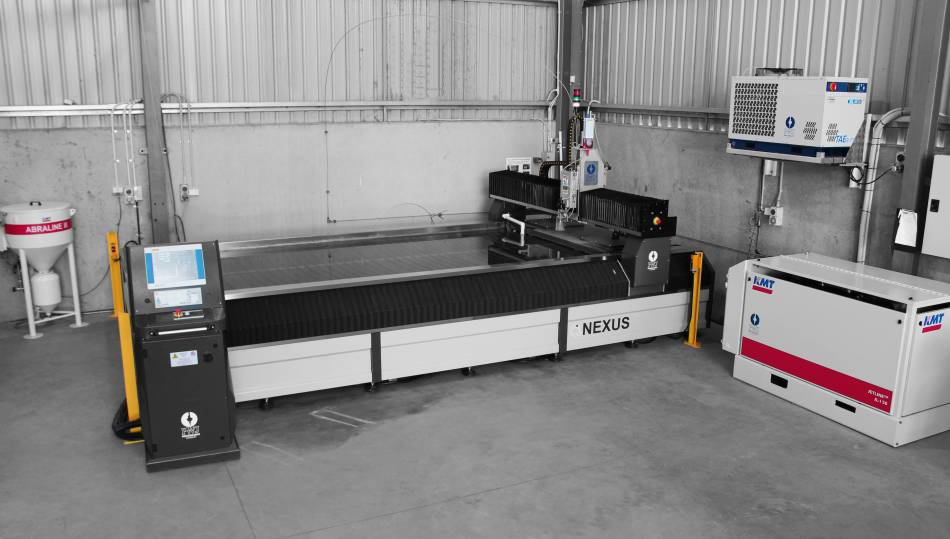 Nexus Water Line Waterjet Machine