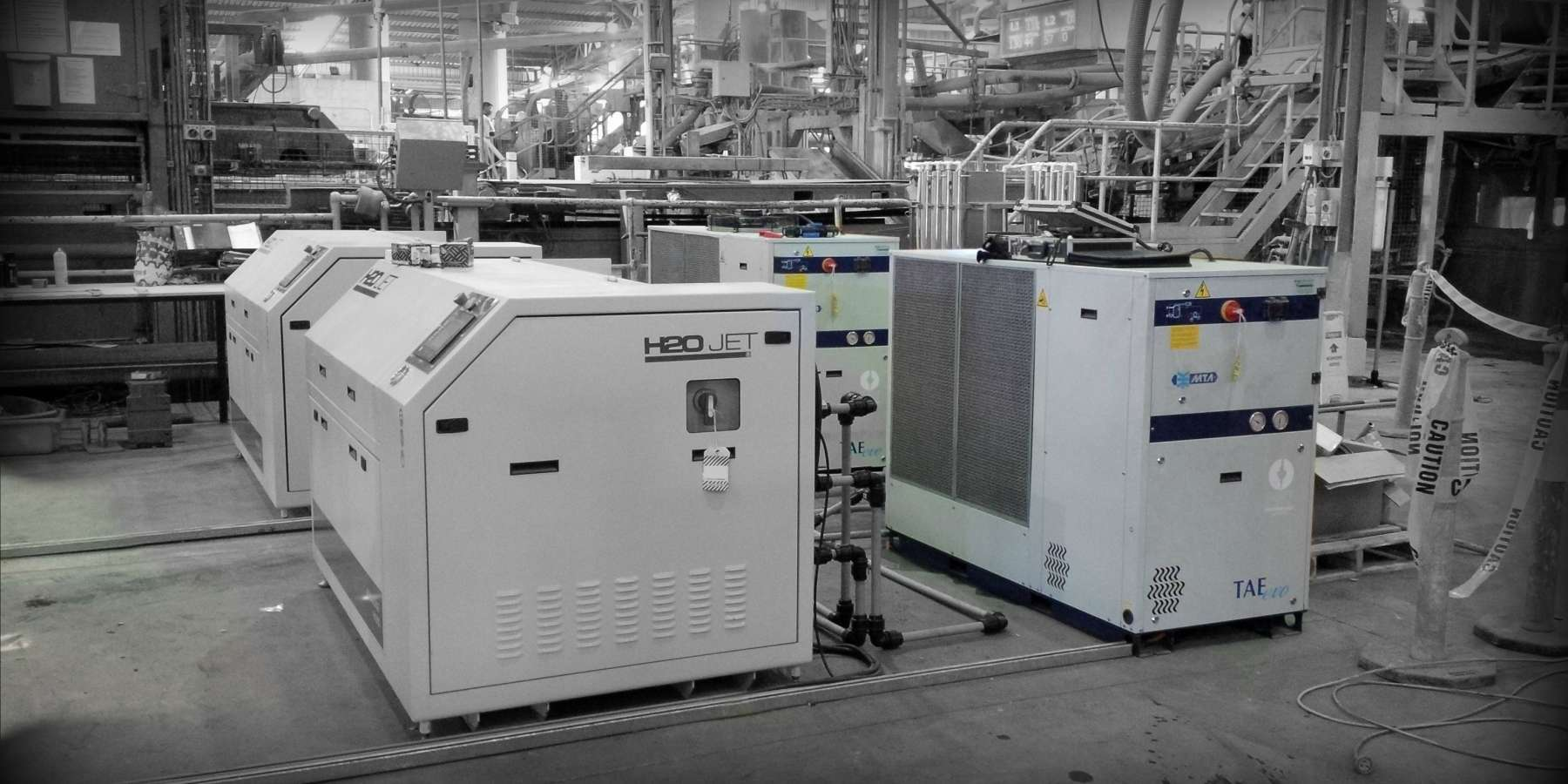 Industrial Chillers for Waterjets image