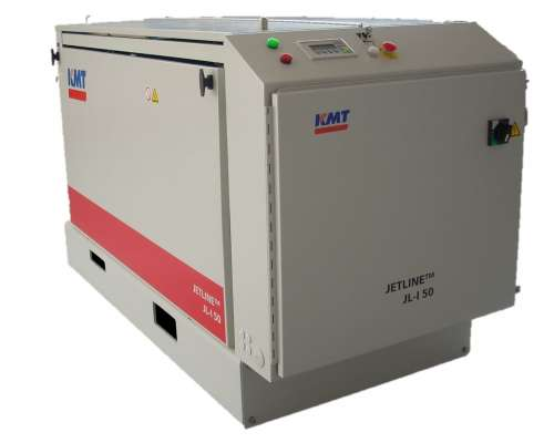 Choice of KMT H20JET or Jetline High Pressure Pump