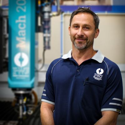 Michal - QLD Technician