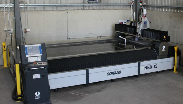 Nexus Waterjet Cutting Machine