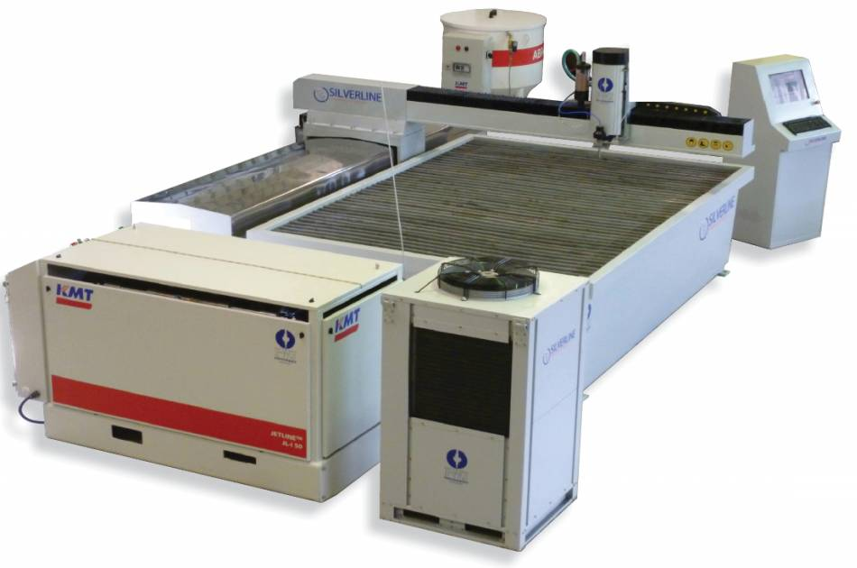 Silverline Waterjet Machine
