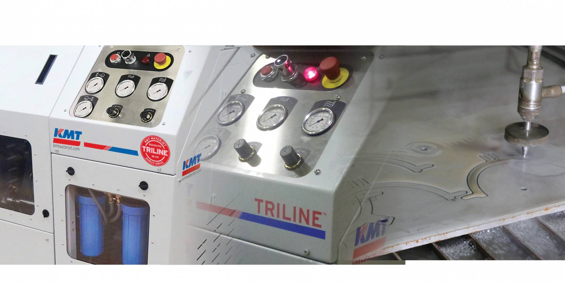 Triline High Pressure Pump image