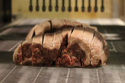 watercut rolled lamb