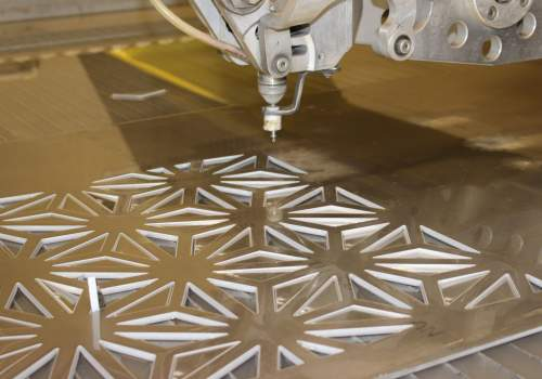 Specialist Suppliers Of Waterjet Cutting Machines