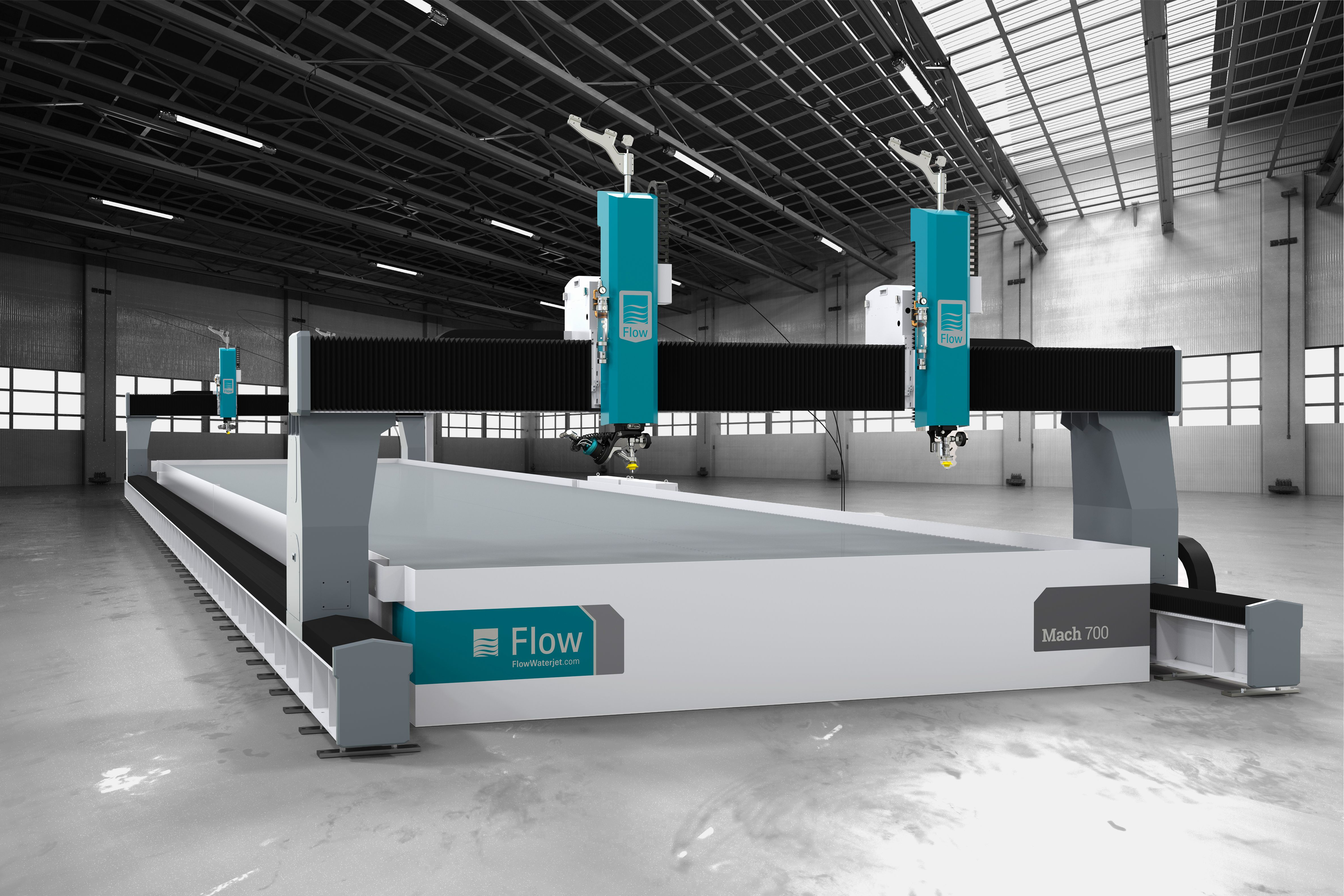 PWJ Appointed Australian Distributor For Flow Waterjet